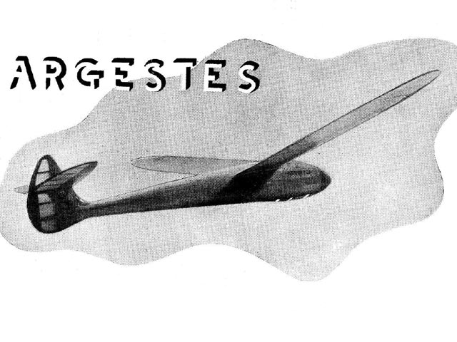 Argestes (oz1642) by N Gregory from Aeromodeller 1946