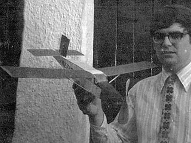 Pilatus Porter (oz1687) by Walt Mooney from American Aircraft Modeler 1962