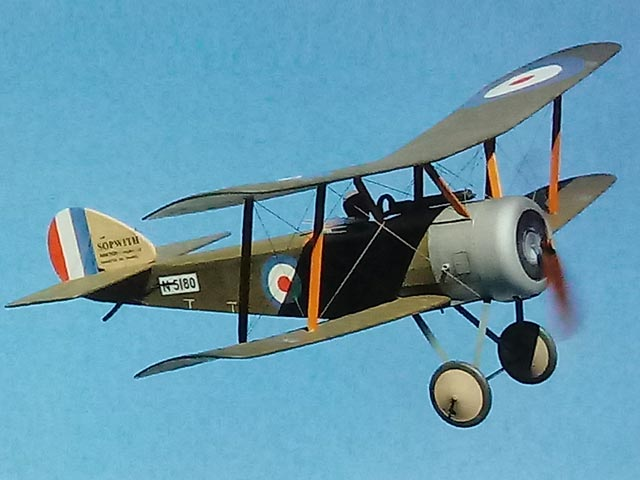Sopwith Pup (oz1710) by Mats Johansson