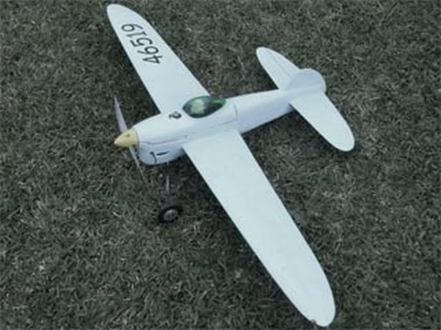 Crescendo (oz1757) by Ken Taylor from Model News 1961