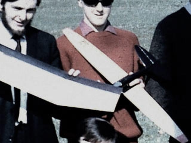 Claim Jumper (oz1762) by John O'Sullivan 1963