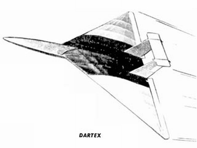 Dartex (oz1770) by K Brown from Model Aircraft 1954