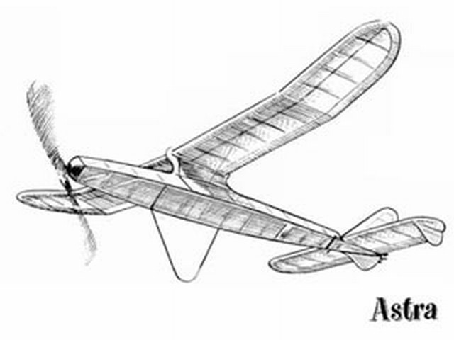 Astra (oz1784) by Dick Twomey from Model Aircraft 1952