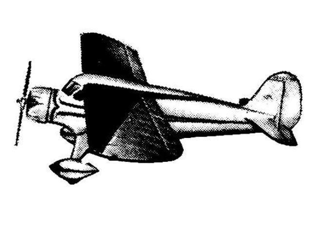 Stinson Reliant (oz180) by Steve Kowalik from Ideal 1934