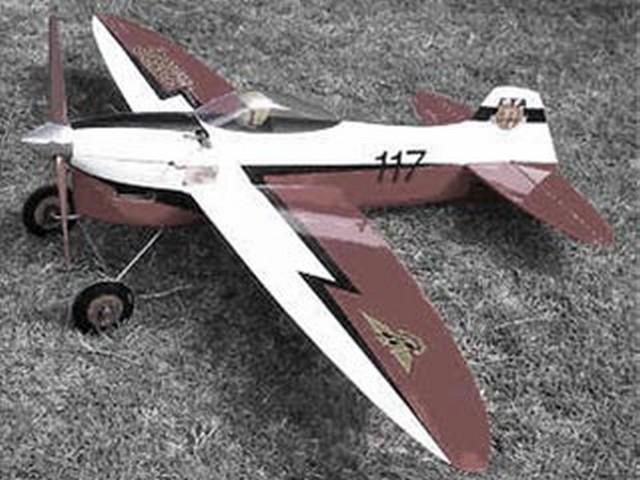 Dalesman (oz1804) by Ken Long from Aeromodeller 1960
