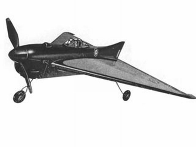 Nucleus (oz1823) by WP Woodrow from Model Aircraft 1957
