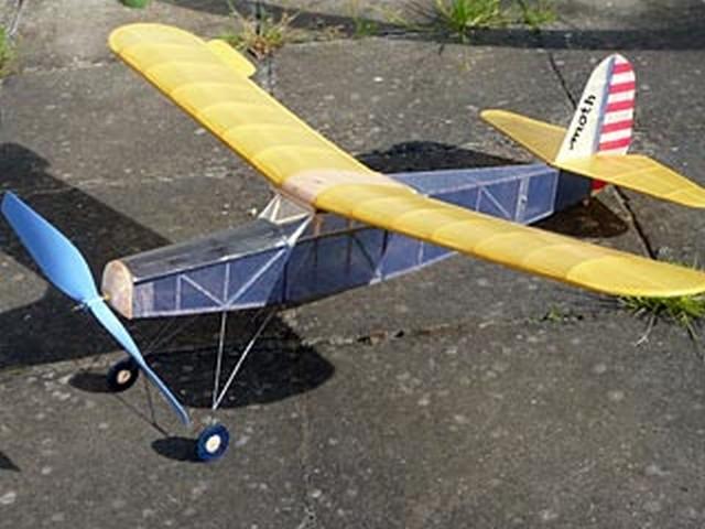 Moth (oz1828) by John Watters from Aeromodeller 1987