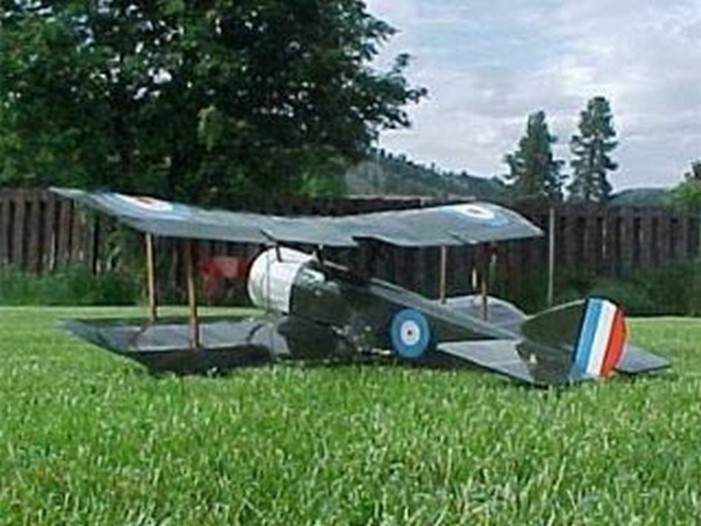 Sopwith Pup (oz1844) by Jim Wilkerson 2001