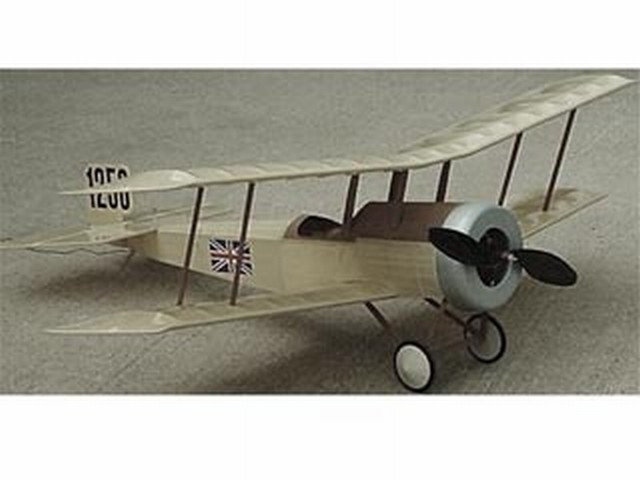 Bristol Scout Type D (oz1845) by Jim Wilkerson 2001