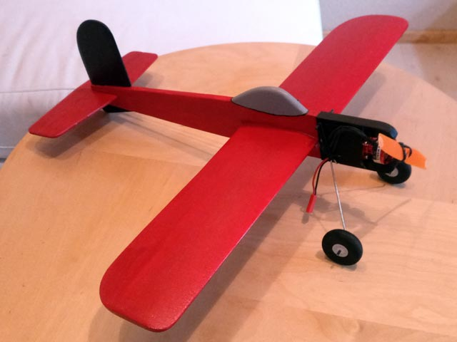 Scoot (oz1871) by Ron Warring from Model Aircraft  1957