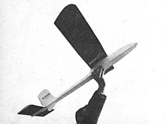 Dunwoodys Nordic (oz1876) by Bill Dunwoody from Model Airplane News 1956