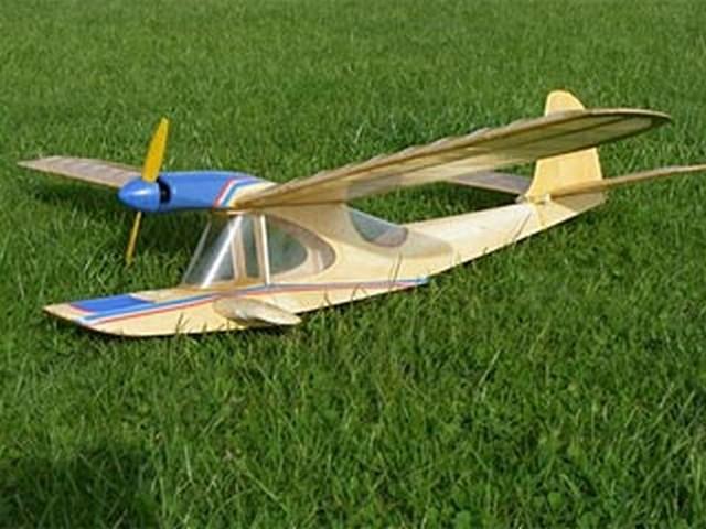 Miranda (oz1891) by Peter Holland from Aeromodeller 1955