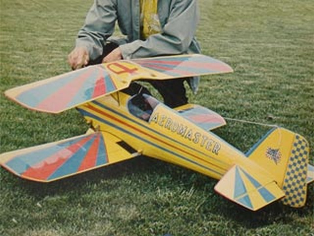 Aeromaster (oz1971) by Lou Andrews from AAmco 1966