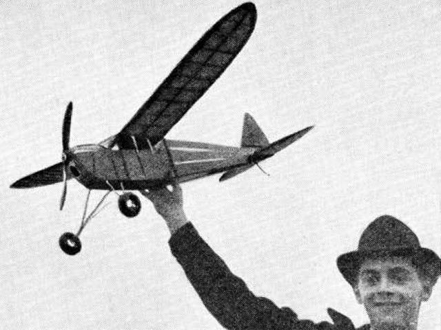S-3 Shrimpo (oz2020) by Malcolm Abzug from Model Airplane News 1937