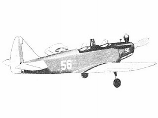 Fairchild PT-19 (oz2024) from Sterling