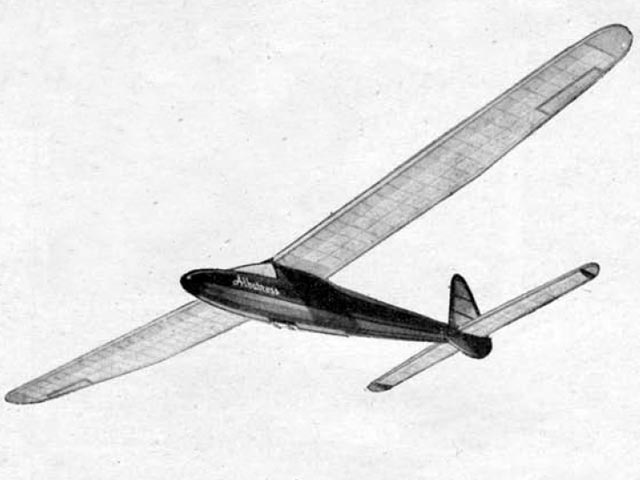 Albatross (oz2025) from Halfax 1946