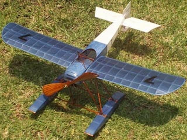 Morane-Borel monoplane (oz2111) by Lubomir Koutny