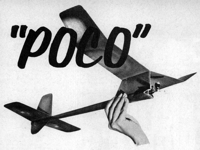 Poco (oz2147) by Woody Blanchard from American Modeler 1958