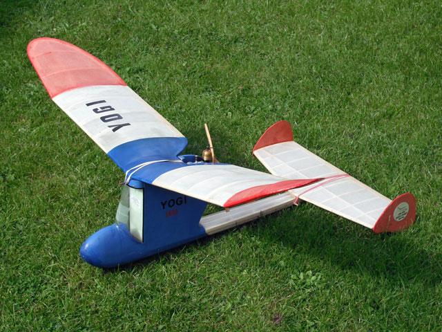 Yogi (oz221) by Jerry Stoloff from Model Airplane News 1944