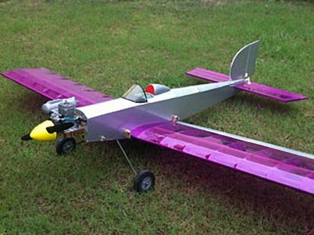 Das Box Fly 20L (oz2224) from OK Model Pilot