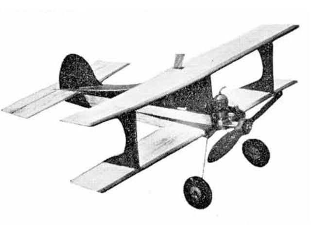 Ferdinand (oz2235) by WI Barrett from Aeromodeller 1959