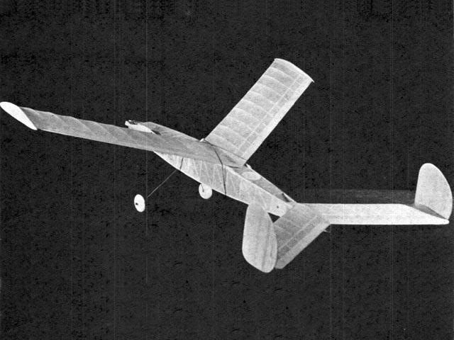 Nightmare (oz2257) by Al Casano from Air Trails 1949