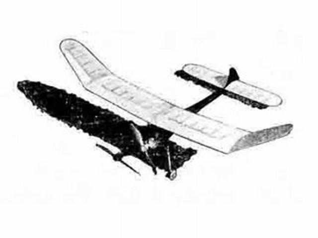 Firecracker (oz2265) by Norman Marcus from Model Aeronautics 1949