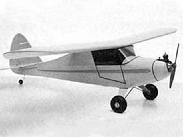 Micro Vagabond (oz2272) by Bryce Petersen from RCMplans 1978
