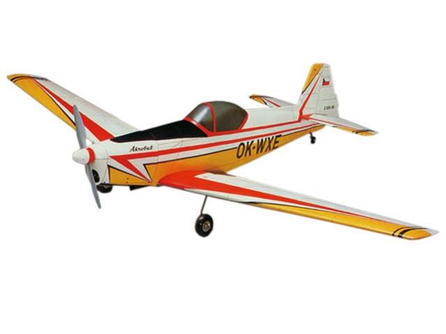 Zlin 526 Akrobat (oz2302) by Y Matsumoto from OK Model Pilot