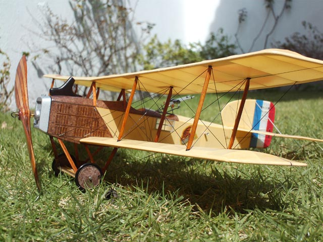 Breguet XIV (oz2310) by Tim Hayward-Brown from Flying Models