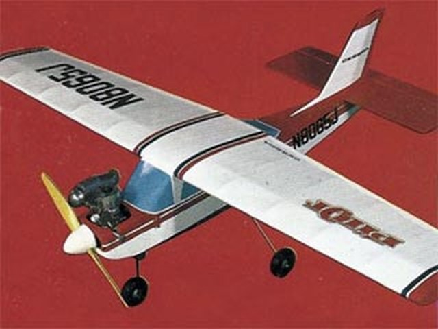 Cessna 177 (oz2338) by N Nakayama from OK Model Pilot