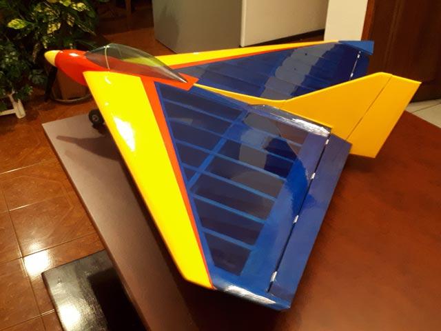 Cutlass 20 (oz2369) from OK Model Pilot