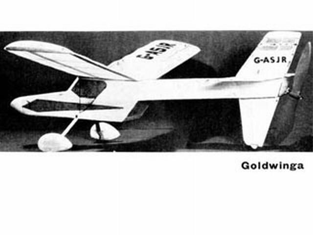 Goldwinga (oz2401) by Ray Malmstrom 1966