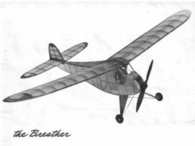 Breather (oz2430) by Bill Winter from Air World 1947