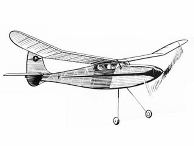 Husky (oz2431) by Ron Warring from Skyleada 1955