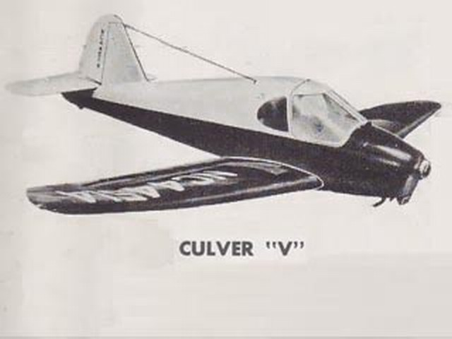Culver V (oz244) by Bill Effinger from Berkeley 1946