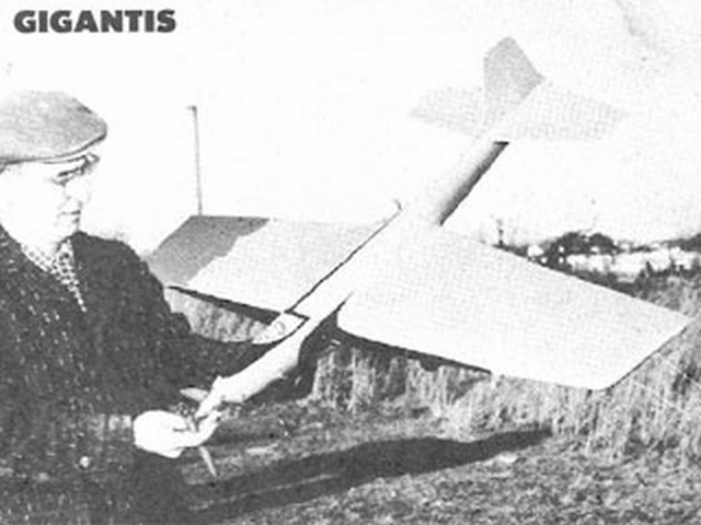 Gigantis - completed model photo