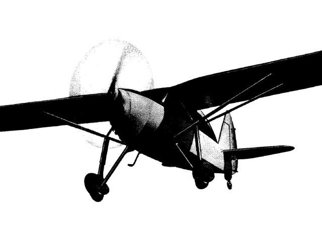 Fairchild 24 Rancher (oz246) from Berkeley 1948
