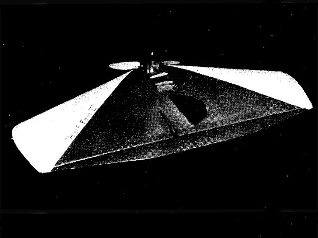 Half Fast (oz2470) by Bill Netzeband from Model Airplane News 1955
