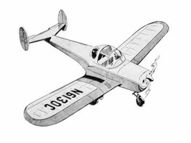 Forney Aircoupe (oz248) by Don McGovern from Berkeley