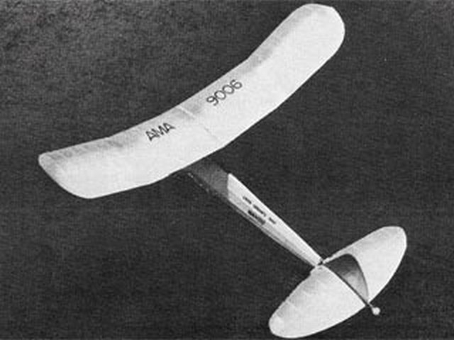 Wahoo (oz2519) by Al Lidberg from Model Airplane News 1981