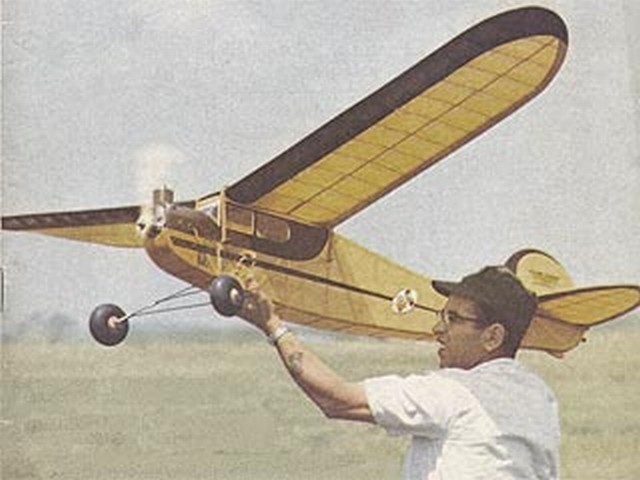 Powerhouse (oz2526) by Sal Taibi from Model Airplane News 1939