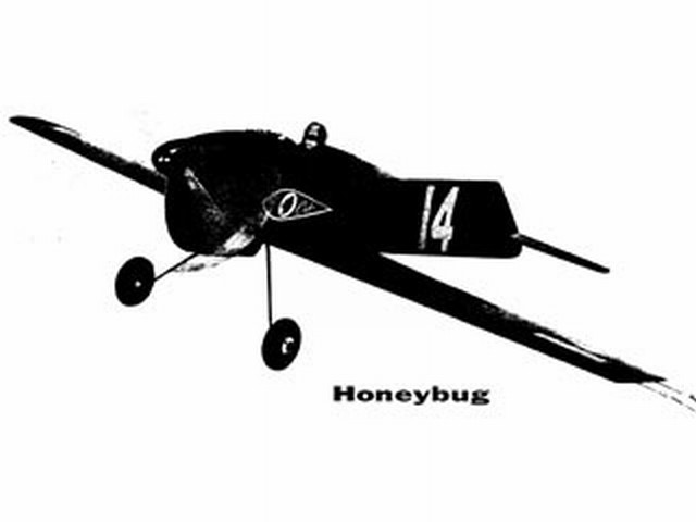Honeybug (oz2542) by Frank Ehling from Air Trails 1954