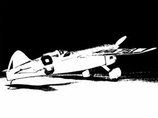 Bartlett Bullet (oz2558) by Warren E Bartlett from Air Trails 1953