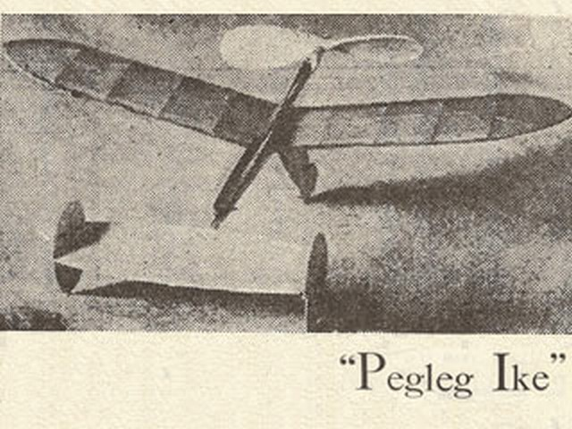 Pegleg Ike (oz2693) by Lou Garami from Flying Aces 1938