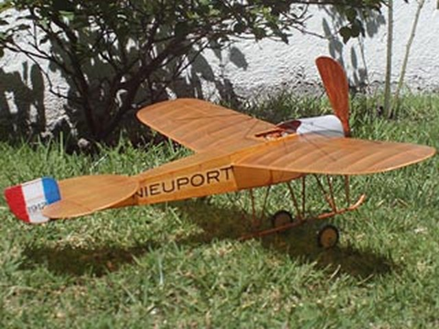 Nieuport Monoplane (oz273) from Ideal 1913