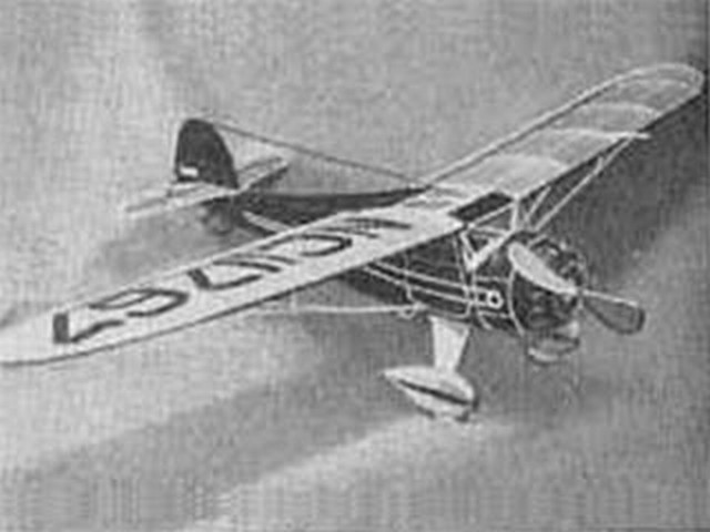 Monocoupe 90-A (oz274) from Comet