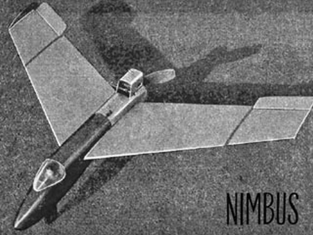 Nimbus (oz2748) by HF Wilde from Model Aircraft 1956