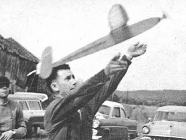 Champ (oz2872) by Powers Lefebvre from Model Airplane News 1958