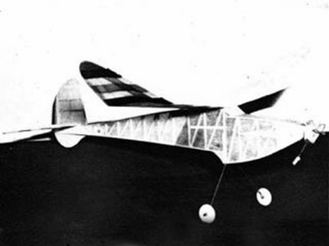 Colossus II (oz289) by Al Casano from Air Trails 1947